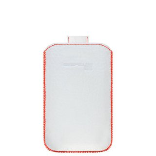 Gripis Slider Cover - Size 5 - white/red