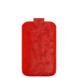 Gripis Slider Cover - Size 5 - creased red