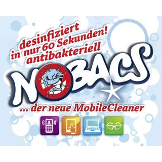 NoBacs Mobile Cleaner