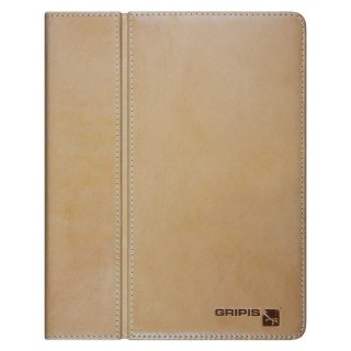Gripis iPad Agenda - saddler nature für iPad2 + iPad3