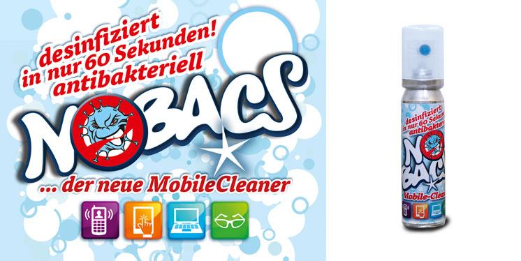 NOBACS ? Der MobileCleaner.